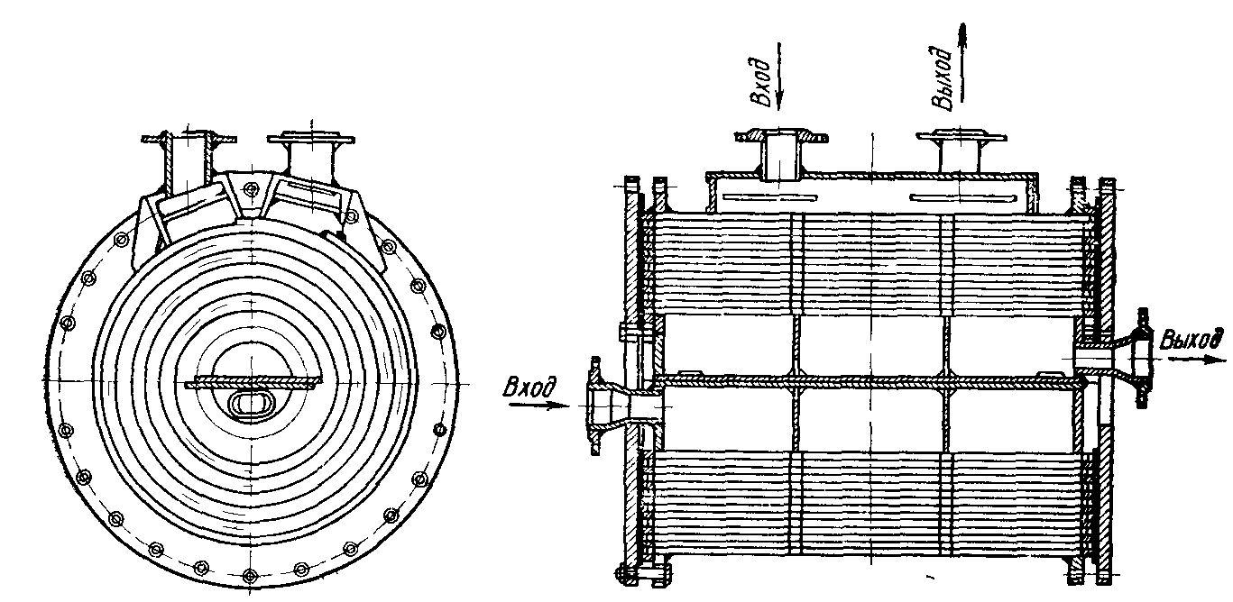 Спиральные теплообменники то-2 теплообменник нн прайс